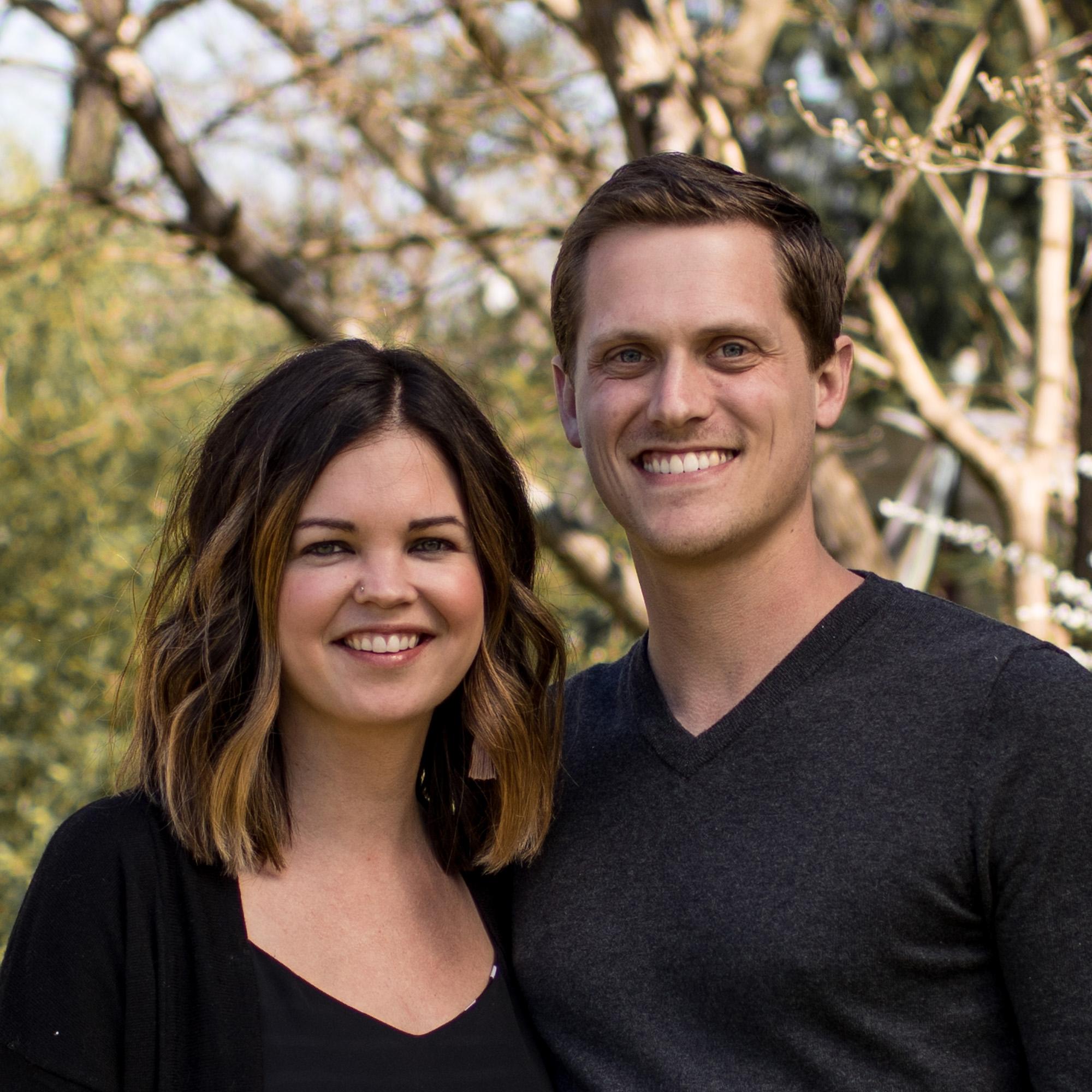 David & Annie Pearson -