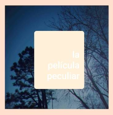 La Película Peculiar - In this podcast, Jasmine & Hyacinth discuss films every Sunday!Check us out @ RadioPublic or wherever you listen to your podcastsPlease send us your questions and suggestions for what we should watch by emailing us @ duckeyesfilms@gmail.com . . .Thanks for listening!