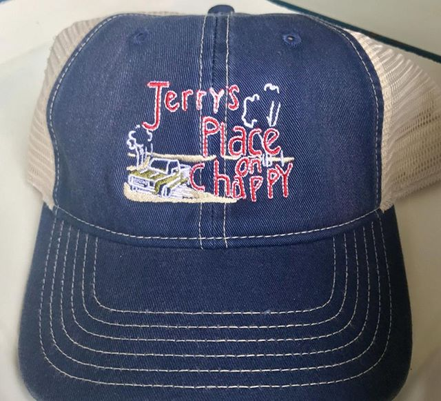 Have you picked up one of out @JerrysPlaceOnChappy hats? The perfect summer accessory, at least we think so! #JerrysPlaceOnChappy