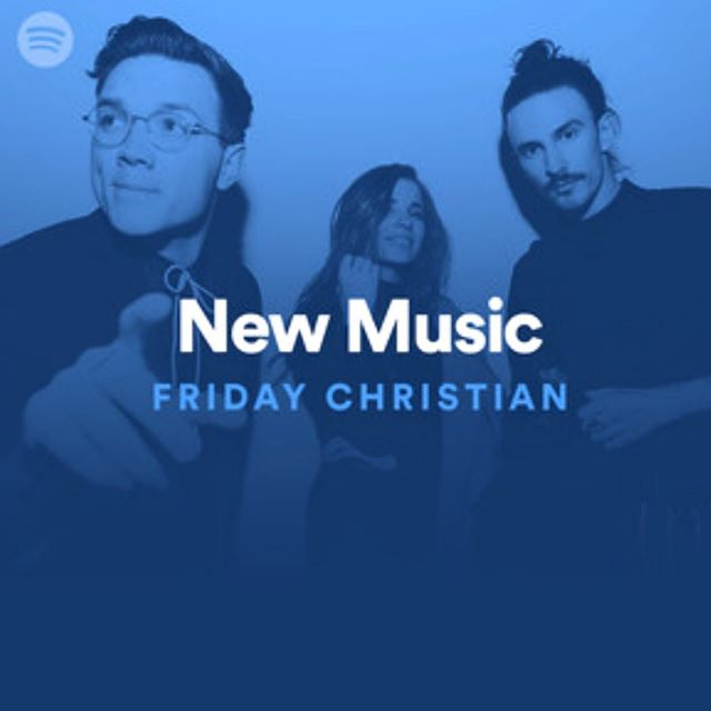 Pretty pumped to be featured on Spotify's New Music Friday Christian playlist!! YAY. Thanks for listening and caring and I hope this song fills you up like it has me. Thanks @spotify! (and thanks @house_fires + @patbarrett + @mattredmanmusic for two incredible, life-giving songs!)