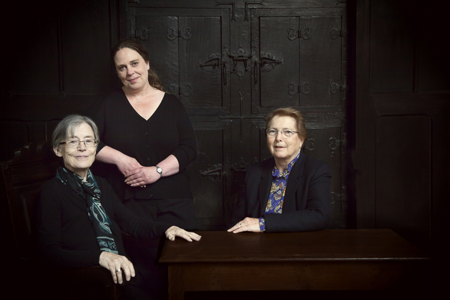 Dr Leyser Dr MacKay and Prof Greenhalgh  - St Peter's.jpg