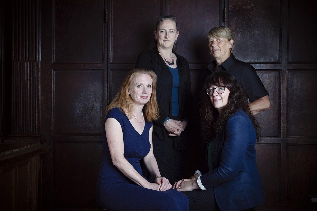 Balliol Female Staff