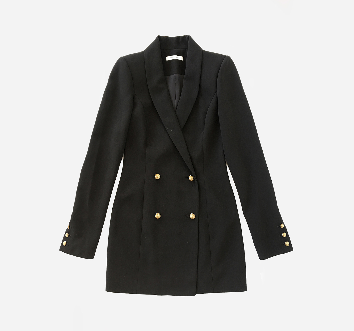 Blazer Dress - VERA DE NERO's blazer dress is a staple item for your wardrobe this season.