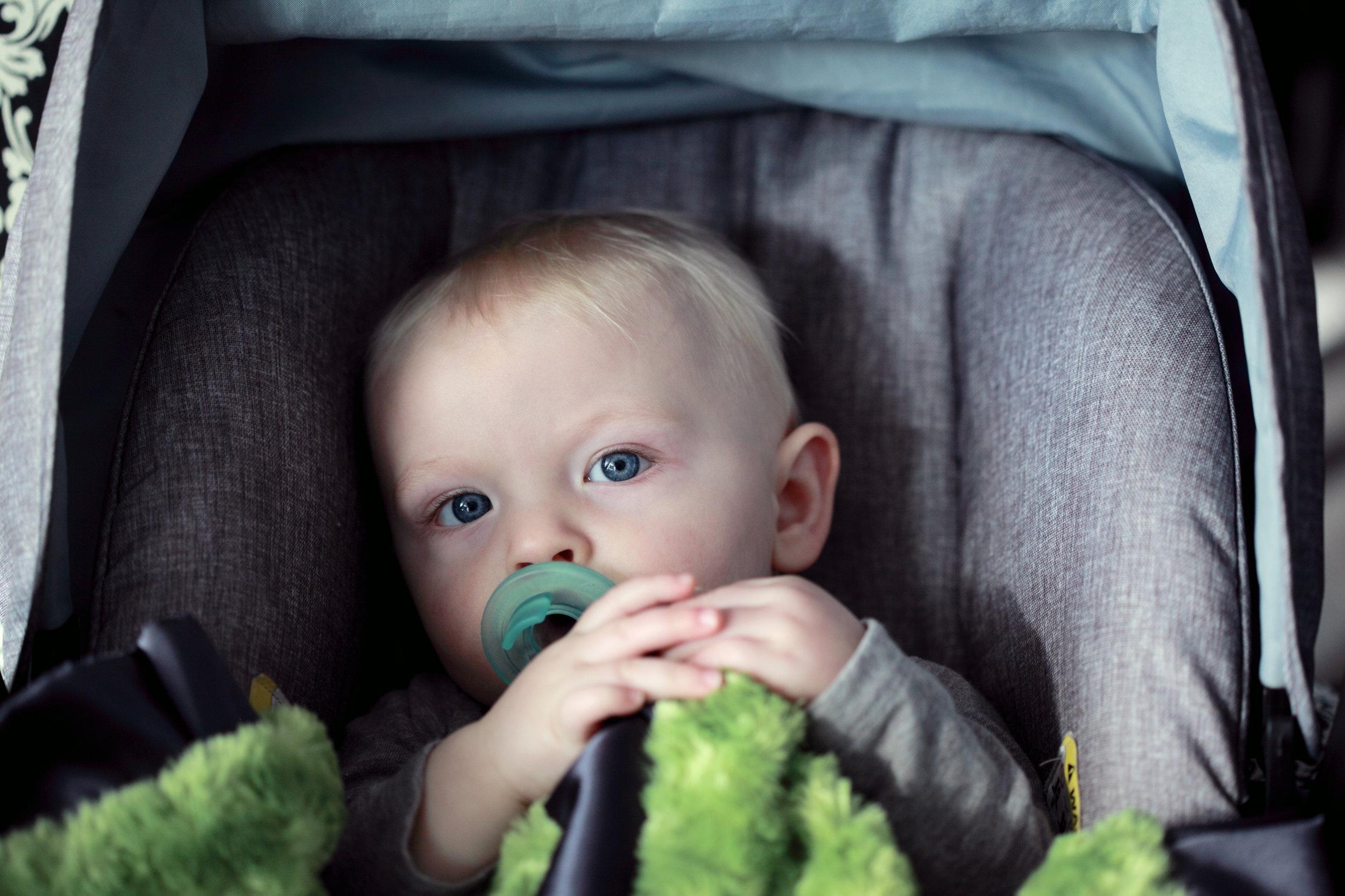 Ekstrautstyr - Trenger du barnesete, skiboks eller lignende, husk å nevne dette når du bestiller din leiebil!