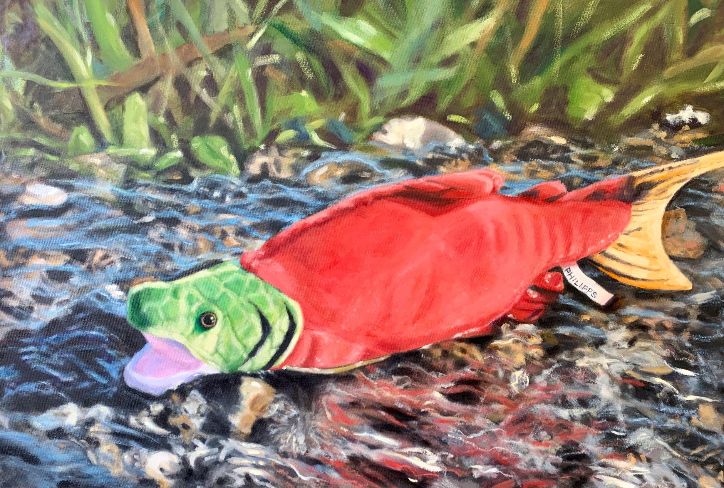 Endangered Species Series: Last Call, Sockeye Salmon.