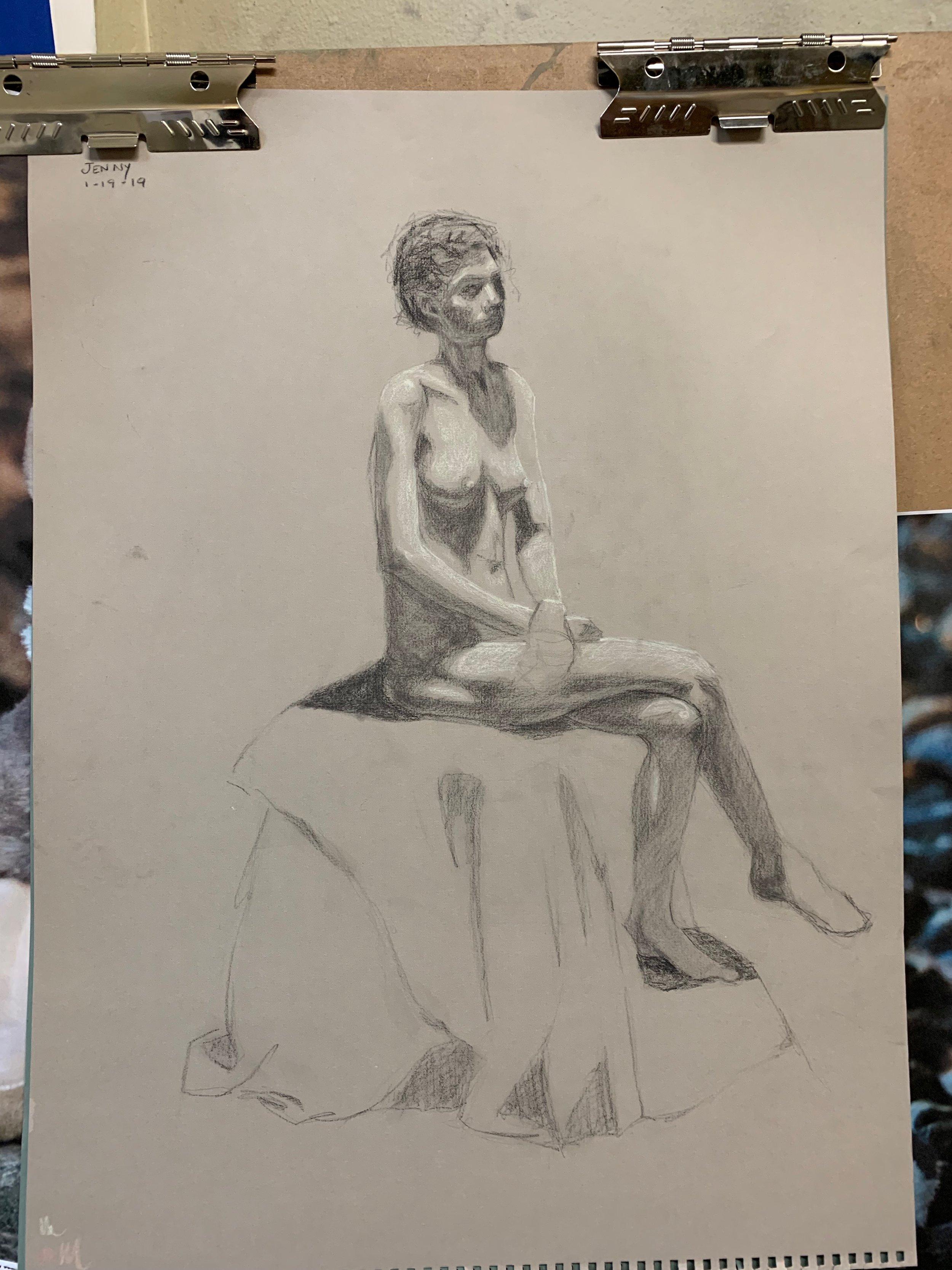Liferoom Sketch.