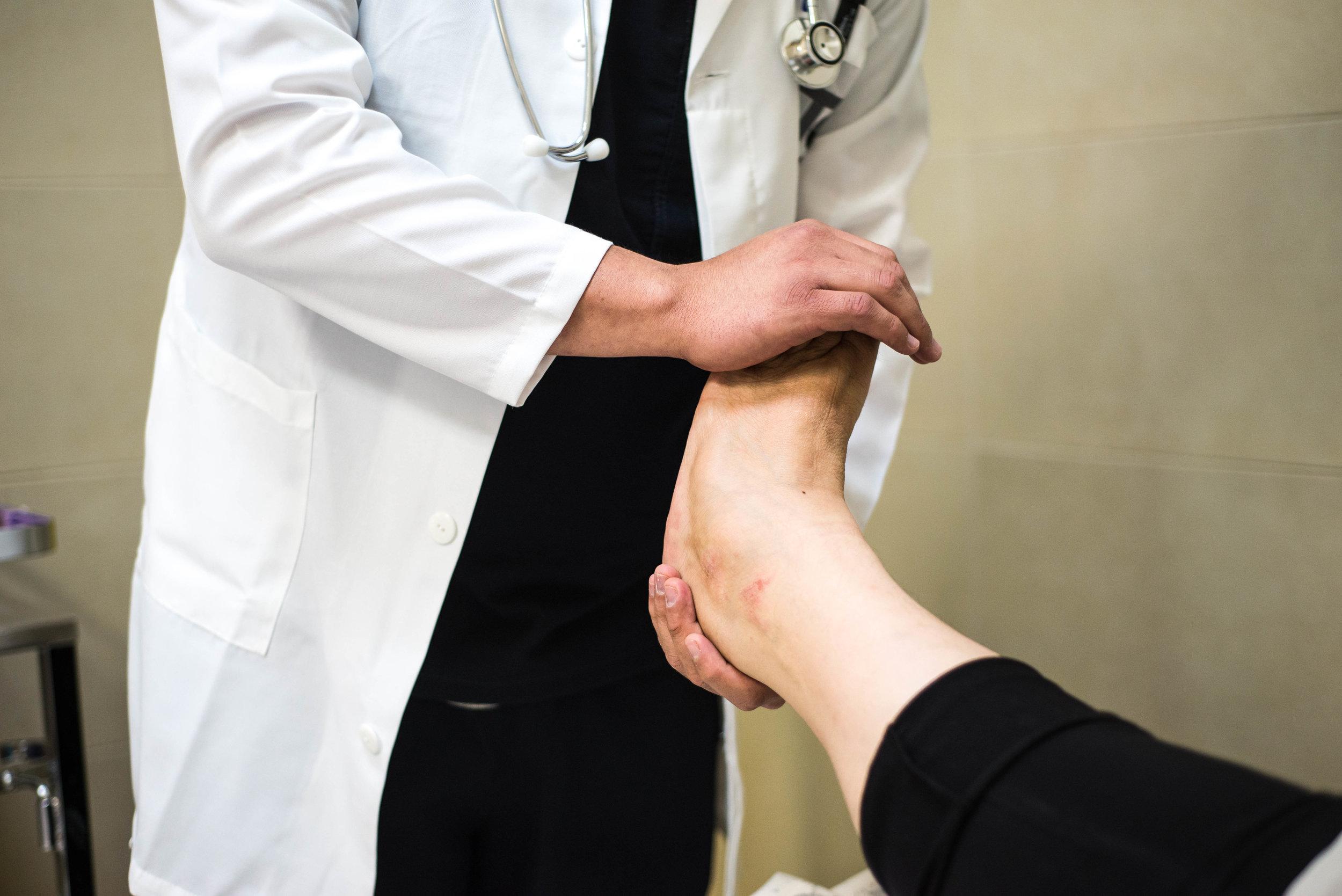 Consulta Médica -