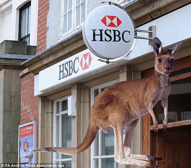 HSBC Australia is one of the country's largest banks.