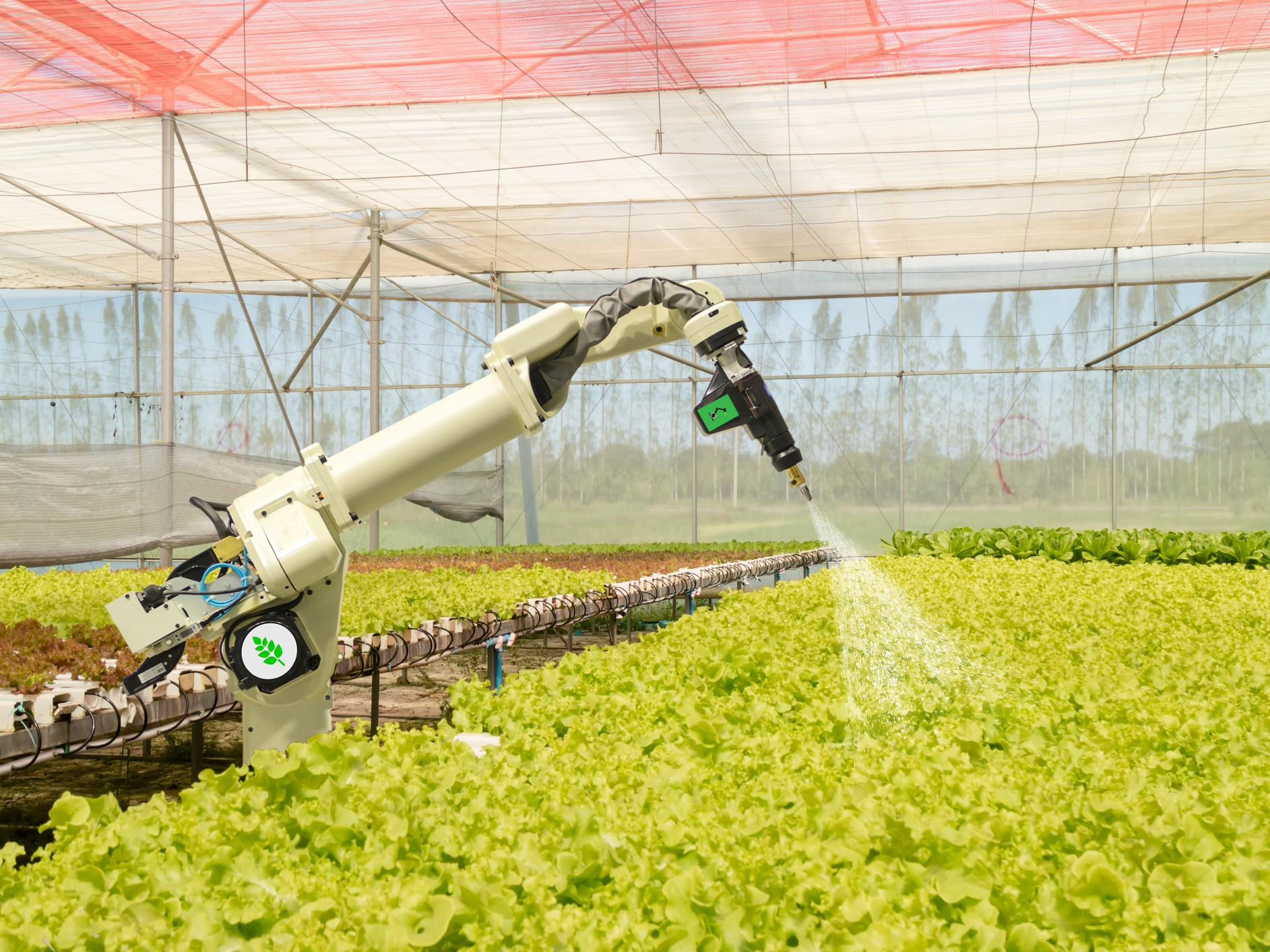 SRC using AI to nutrient plants efficiently (Source : SRC)