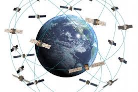 A satellite constellation, also called a satellite swarm, is a system of satellites that work together to achieve a single purpose.