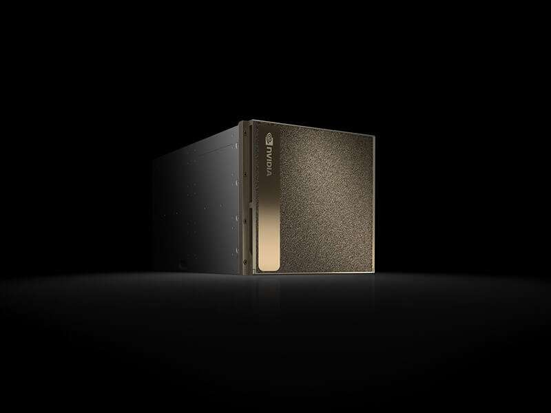 NVIDIA's DGX-2 supercomputer, the 'box' that can do it all! Credit: NVIDIA