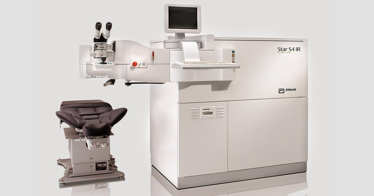 Common Type of Lasik Machine, Source: Max Hospital