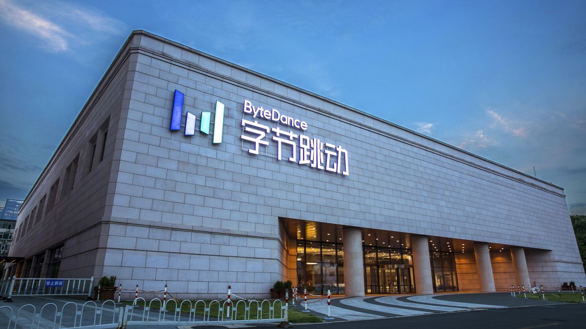 ByteDance Head Office, owner of TikTok and other information technology companies. Source: cnn.com
