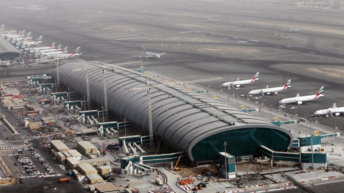 Dubai International Airport is the primary international airport serving Dubai, United Arab Emirates and is the world's busiest airport by international passenger traffic.