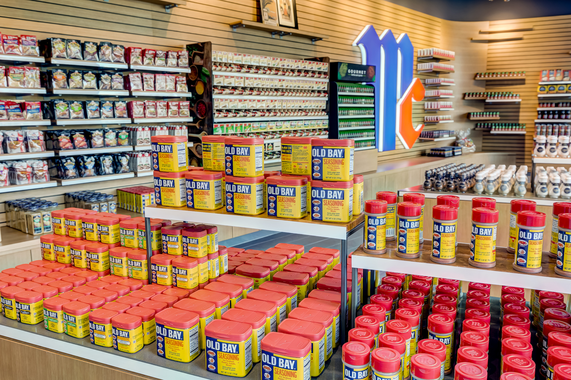 McCormick products affected by its partnership with the IBM
