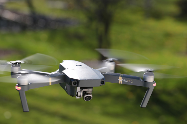 Drones have become much easier to acquire, making it easier to use them for criminal activities.