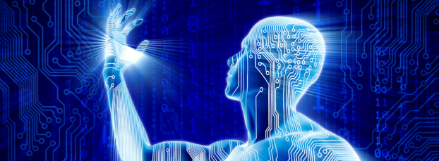 Artificial Intelligence is the theory and development of computer systems able to perform tasks normally requiring human intelligence, such as visual perception, speech recognition, decision-making, and translation between languages (Image Credit:   Harvard Science Review   )