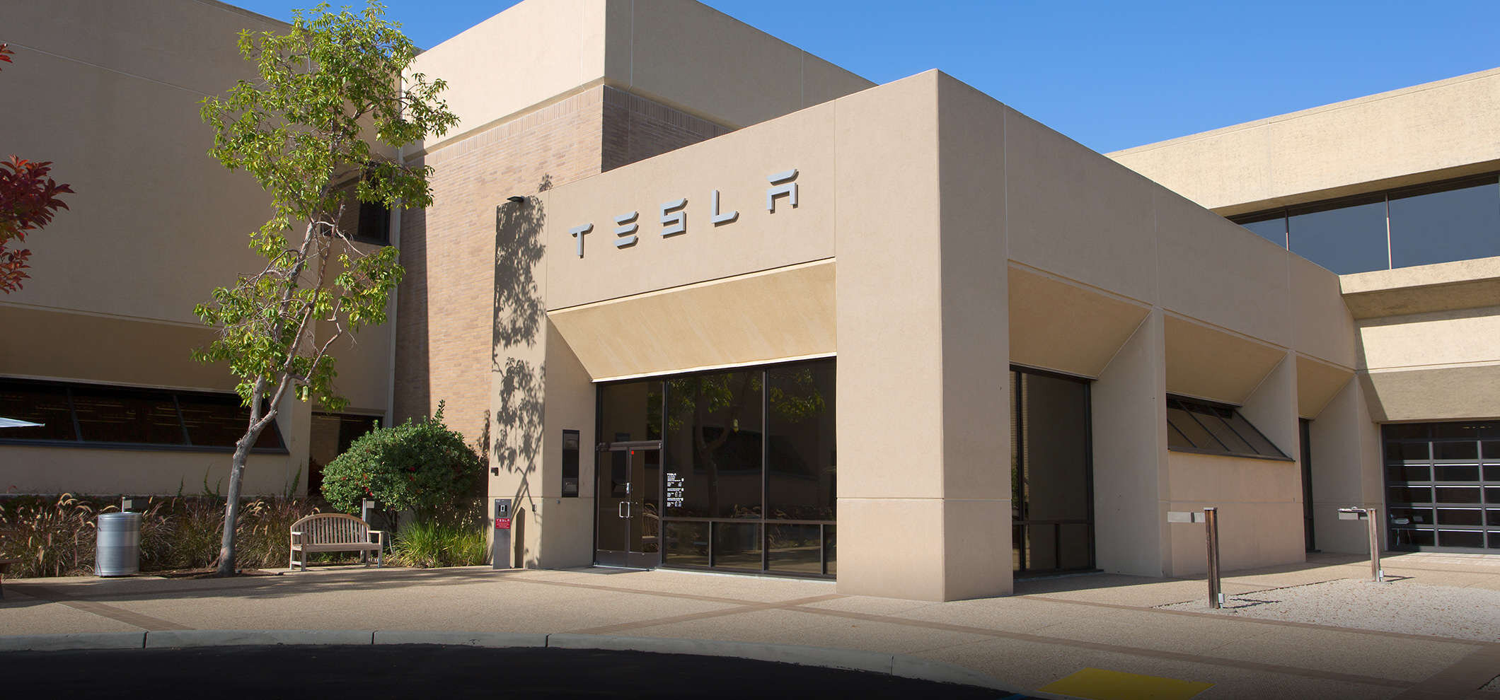 Tesla is an American automotive and energy company based in Palo Alto, California. Source: Electrek