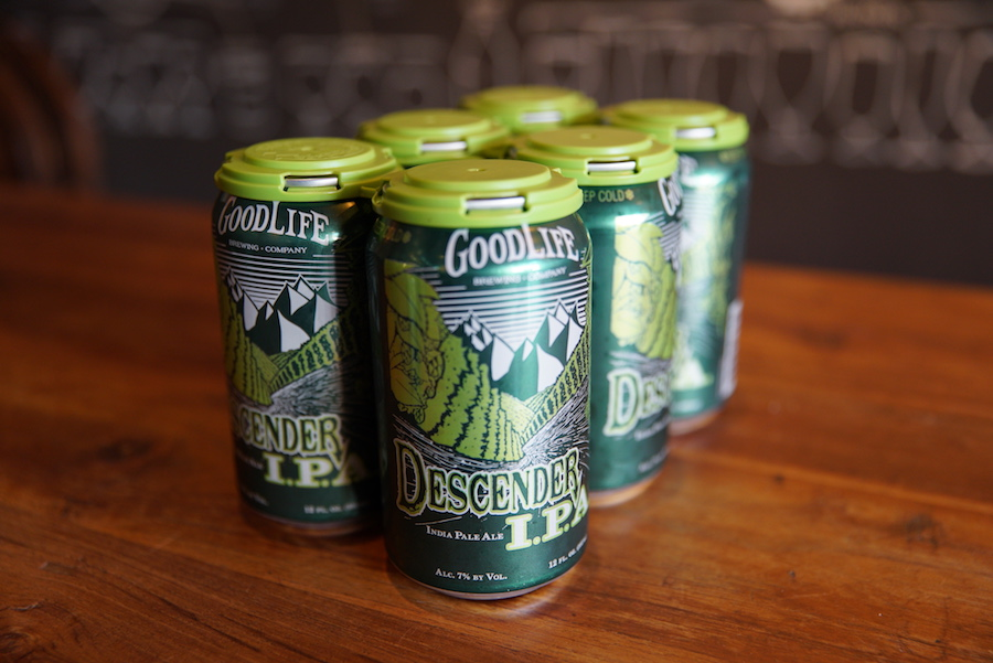 Descender by GoodLife Brewing