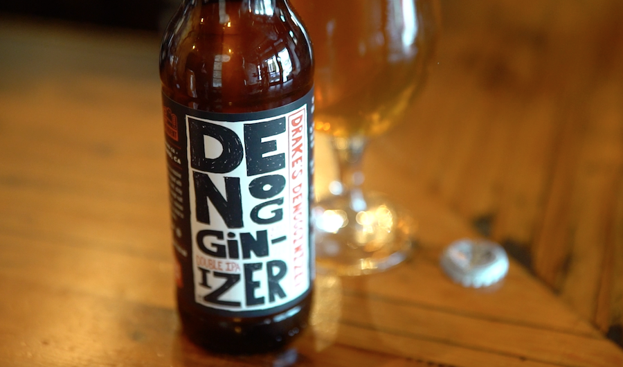 Denogginizer by Drake's Brewing