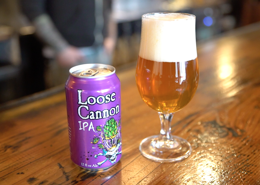 Loose Cannon by Heavy Seas Brewing