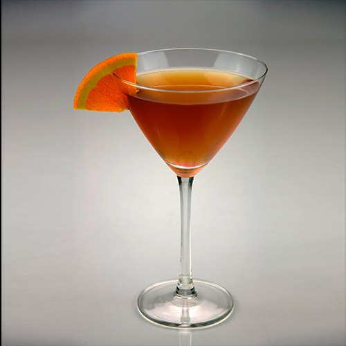 Harry MacElhone also claims credit for this classic cocktail, but only some of the time. In the earliest editions of his 1922 book  Harry's ABC of Mixing Cocktails , the recipe includes cognac, triple sec, and lemon juice, and he cited Pat MacGarry, a bartender at London's Buck's Club, as the Sidecar's originator. But in later editions of the book, MacElhone changed his tune and claimed the recipe as his own. However, this revision could be blamed on a revised recipe. The English version called for two parts cognac to one part triple sec (or other orange liqueur) and lemon juice, while the French version (MacElhone's) favors equal parts of this trio of ingredients.