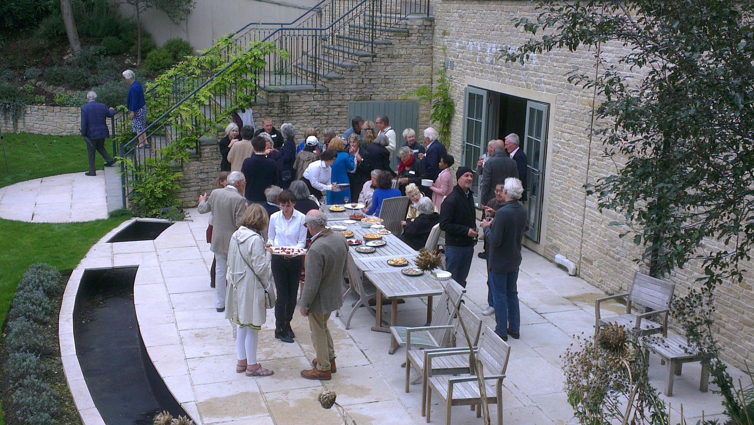 LCA Garden Party, 10.9.17