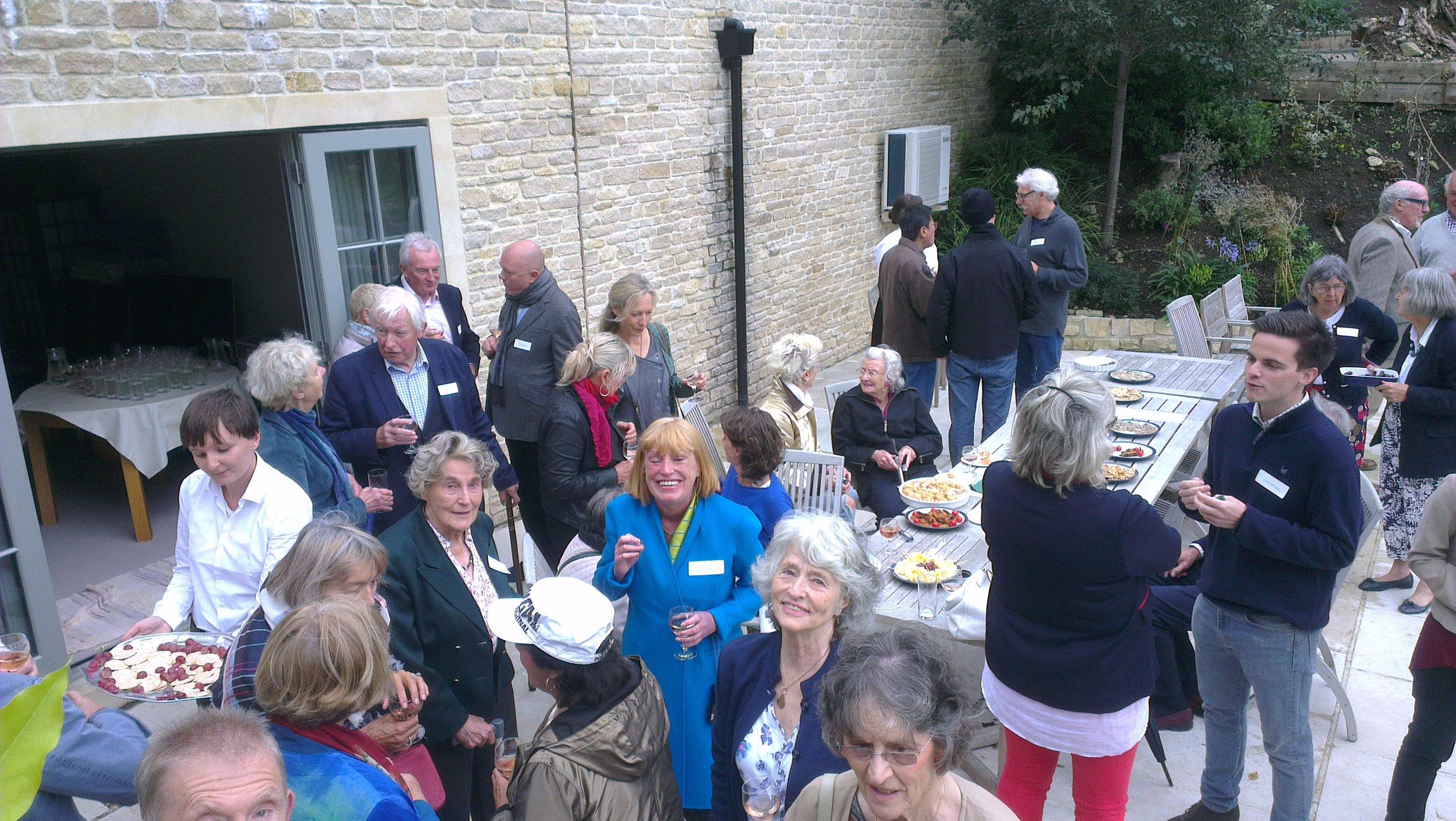 LCA Garden Party, 10.9.17 ii