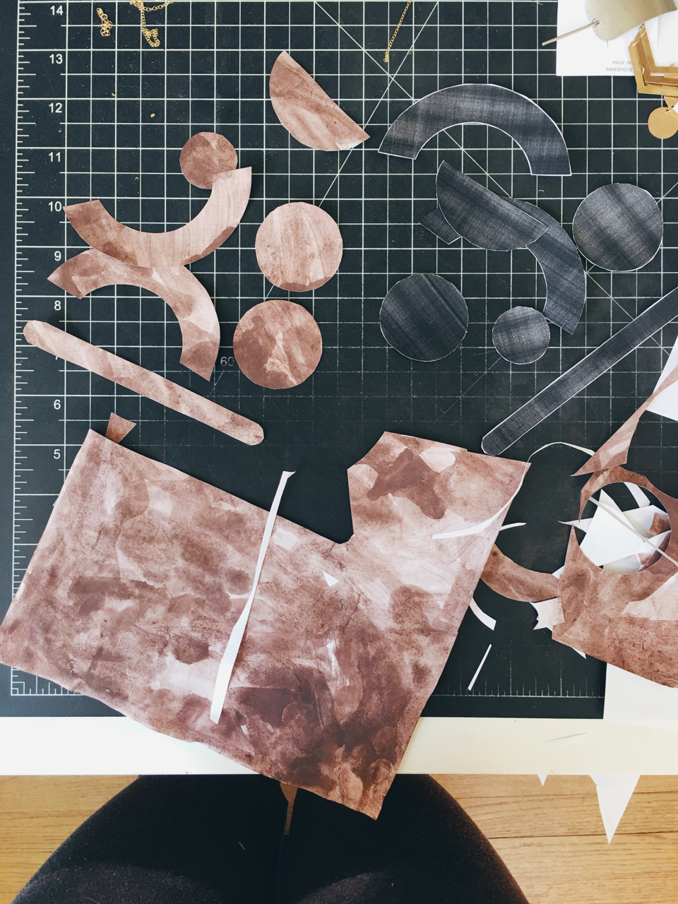 Creative Experiments: Compositions With Cut Paper Collage 2.jpg