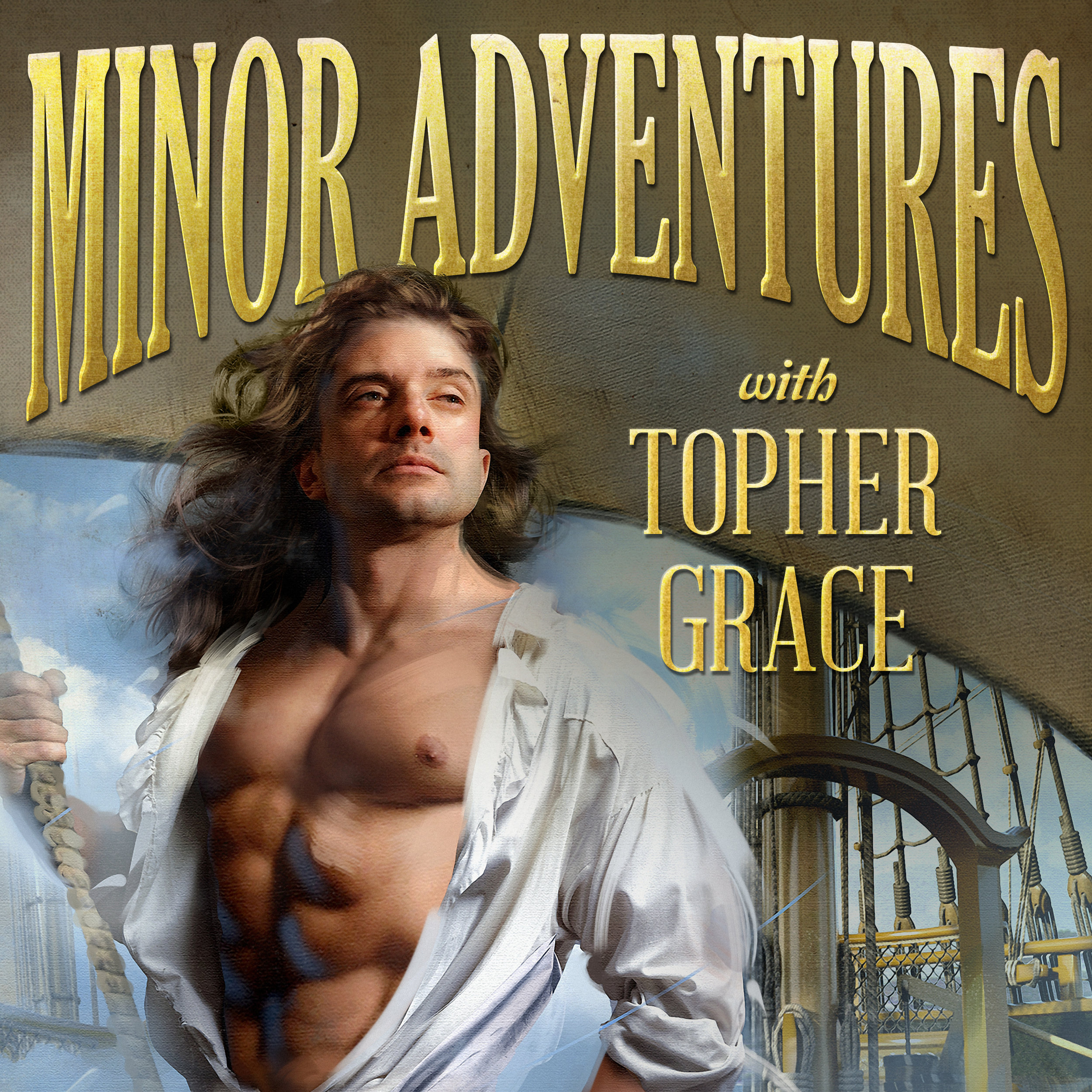 Minor Adventures Topher Grace Best New Podcasts 2019