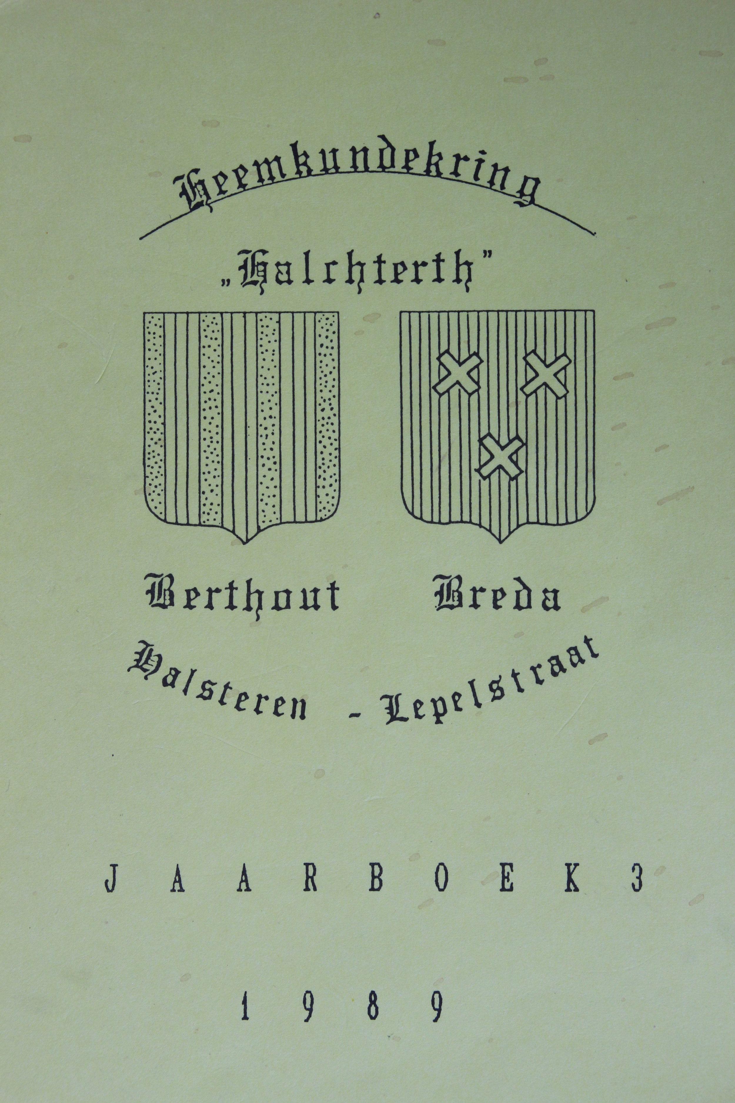 Jaarboek 1989