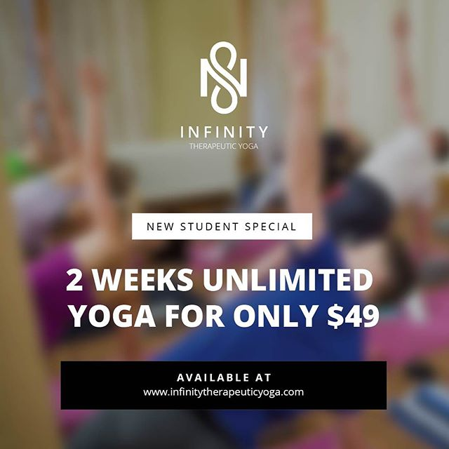 Looking for a yoga studio that offers accessible yoga classes? Yoga can improve your physical, mental and emotional health.  Take advantage of our new class special we have many new classes starting in August and September. Hope to see you on the mat 🧘♀️ All offers in bio  #yogatherapy #yogatherapychicago #yogaforbeginners #womeninbusiness #chicagoyogi #chicagoyoga #chicagoyogacommunity #southloopyoga #southloopchicago #yogaclass #yogaforanxiety #mentalhealthmatters #anxiety #mentalhealthawareness