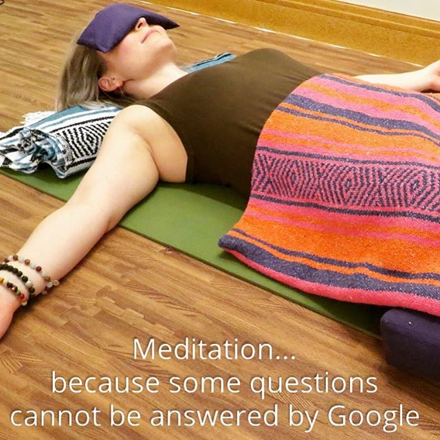 Not all Meditation needs to be done at a yoga studio or with a special pillow to sit on. Meditation can be accessible at your kitchen table, on your bedroom floor in the morning, or standing in line at the grocery store.  We don't always need to be consuming information to get answers - an influx of information may actually in the way of your own intuition.  What do you think could be possible for you if you meditated for 5 min in the morning before grabbing your phone. What could happen if you learned to be with your thoughts and develop a sense of your inner world 🧘♂️ #yogatherapy #yogatherapychicago #accessibleyoga #yogaforbeginners #womeninbusiness #chicagoyoga #chicagoyogacommunity #yoganidra #google #meditation #yogaprops #guidedmeditation #yogastudio #southloopyoga #southloopchicago