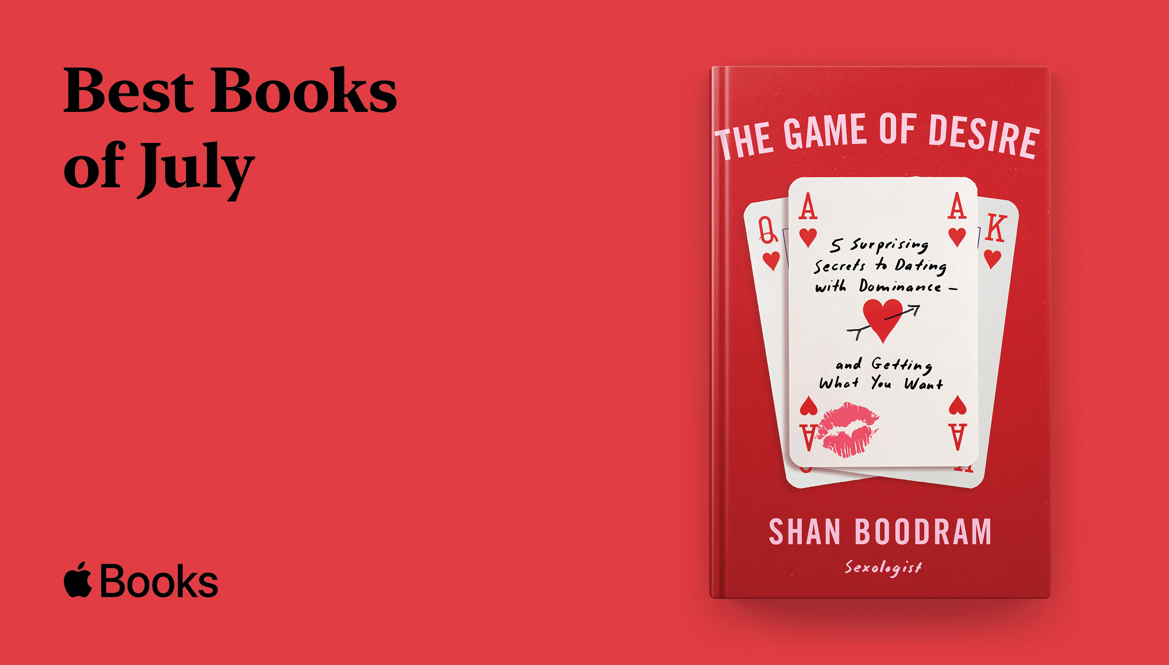 """Apple Books Review - """"Forget what you think you know about dating—sexologist Shan Boodram is here to take you back to school. In her funny, personable book, she asserts that landing the person of your dreams starts with you. To illustrate that point, while providing us with quizzes and questions to help us get to know ourselves better, she details a summer spent guiding six women into new dating habits. Boodram dares to be blunt, but is never unkind. The """"game"""" in the title leaves no one on the sidelines, and this coach—who's fearless enough to confirm an ex's allegation of her struggles with BO—charmed us with her ability to level the playing field.""""-Apple Best Books of July"""
