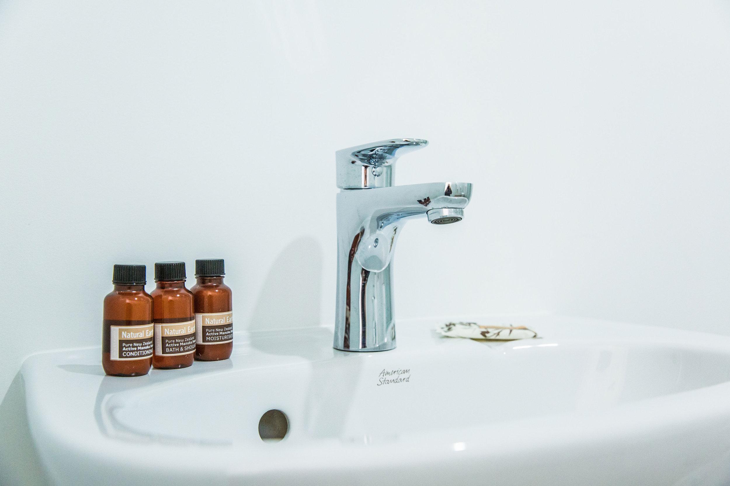 Bathroom Amenities - Eco friendly