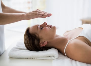 Energy + Oils - Pamper yourself with the spa-like experience of an Energy + Essential Oils Session.Meredith will review your goals for the session, then select essential oils to use during session that will support your intention and hasten your journey to better health and well-being.Click here to schedule a session!
