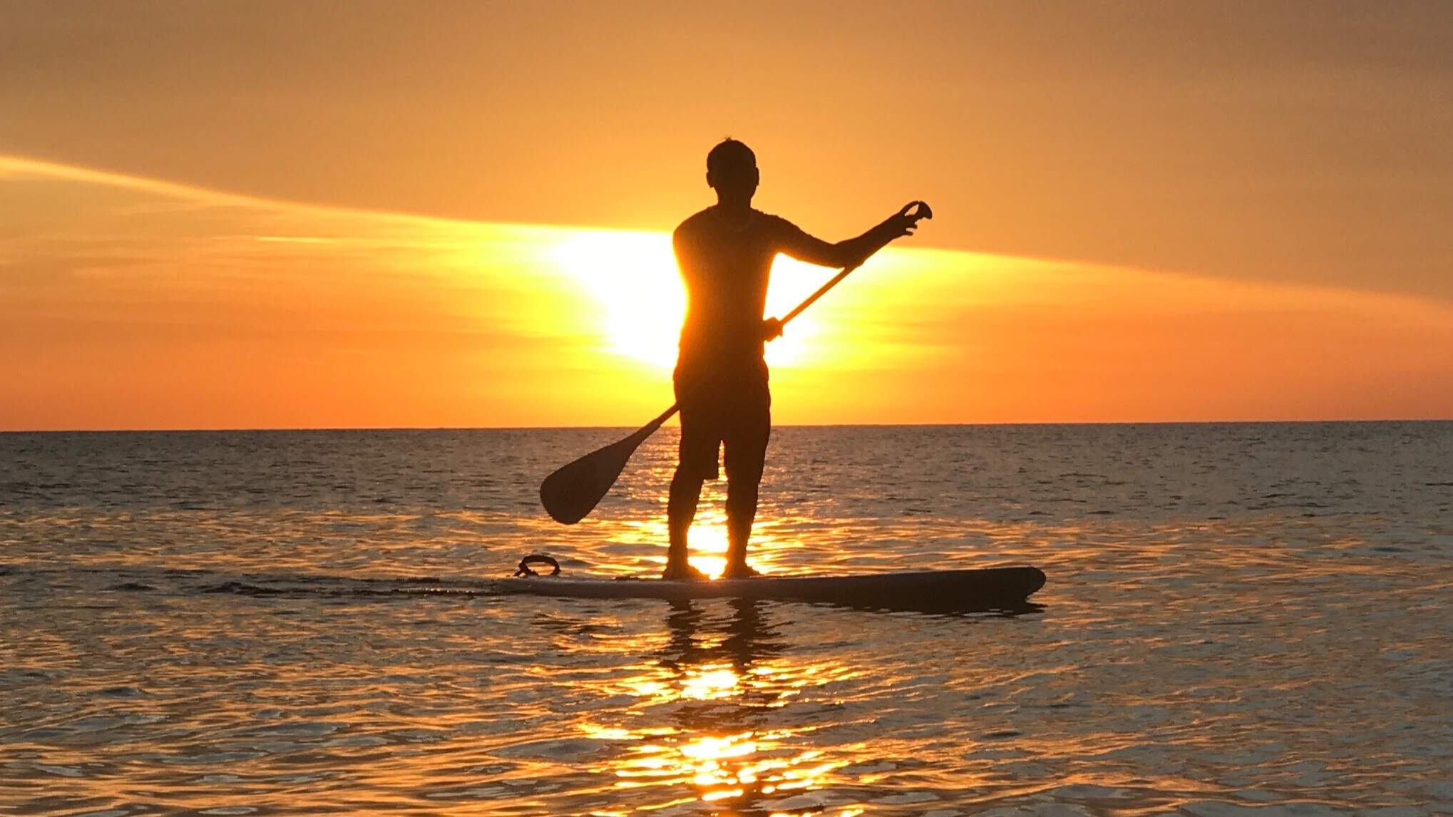 Stand up Paddle - CHOOSE CALMING WAYS TO EXPLORE NATURE