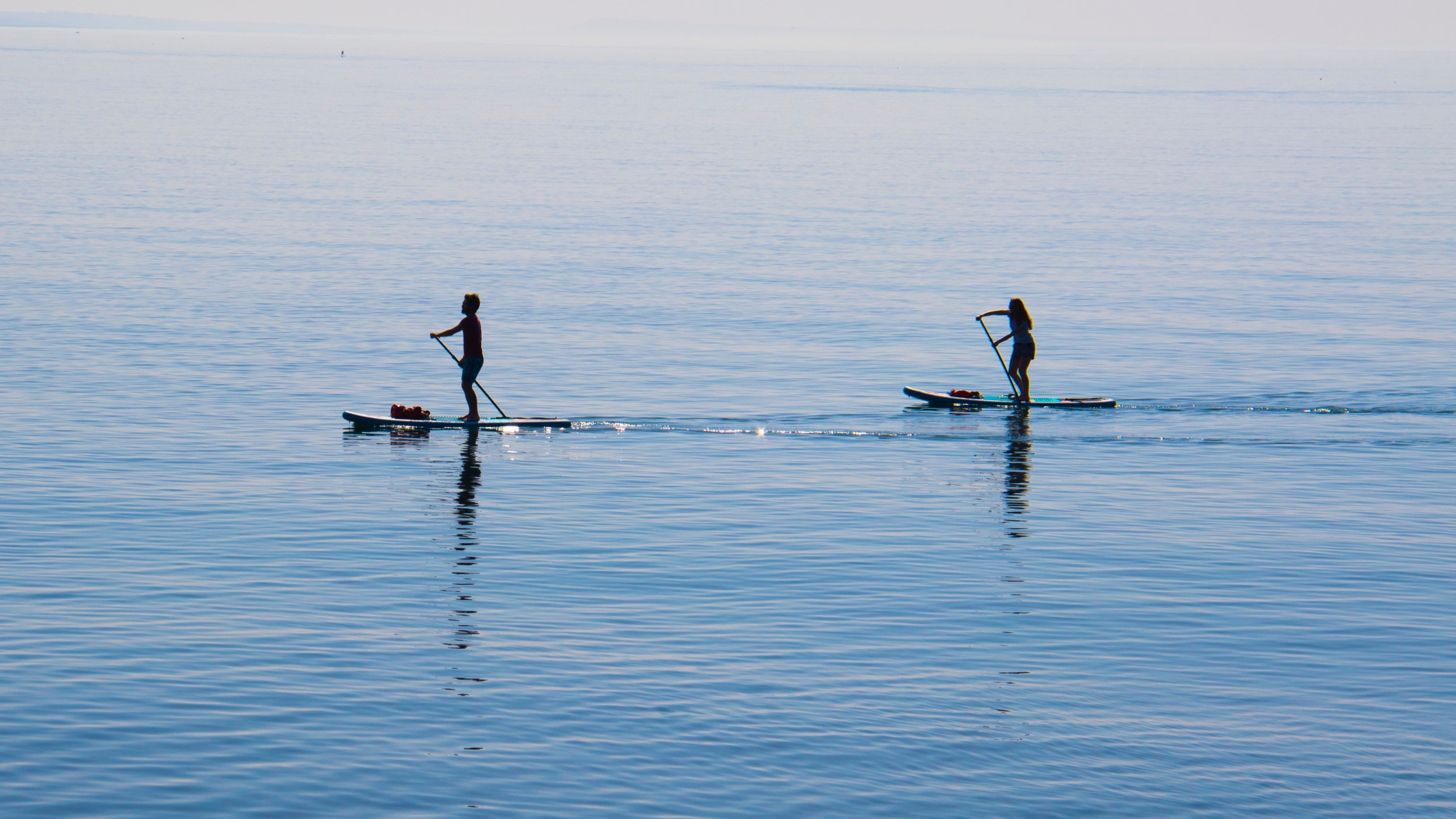 Sunrise explorers - SUP Morning Stretch