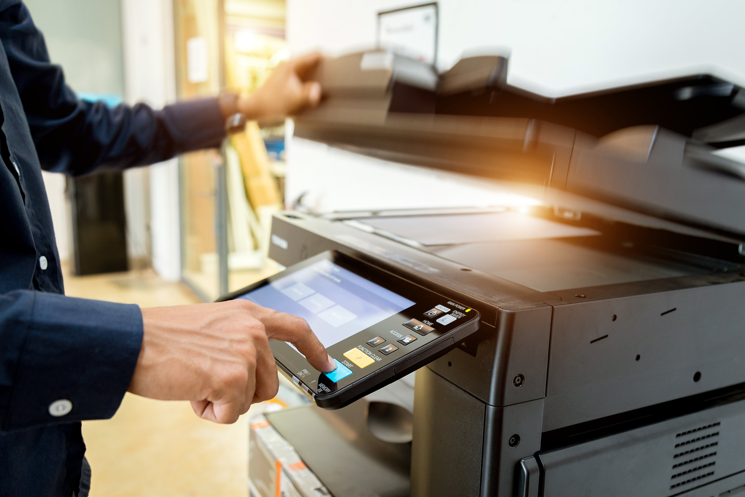 Wireless & Wired Printers