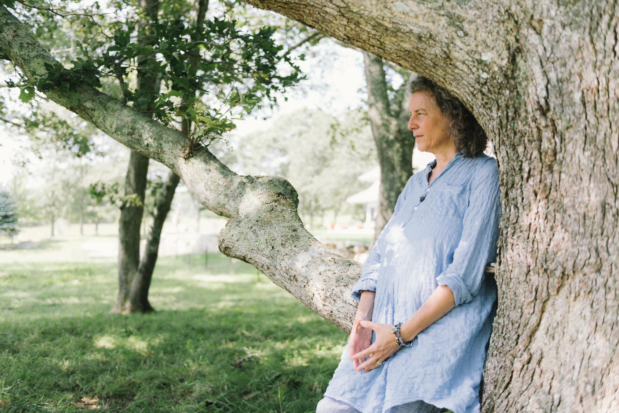 Valerie Sonnenthal - Photo Editor, Sound Healer