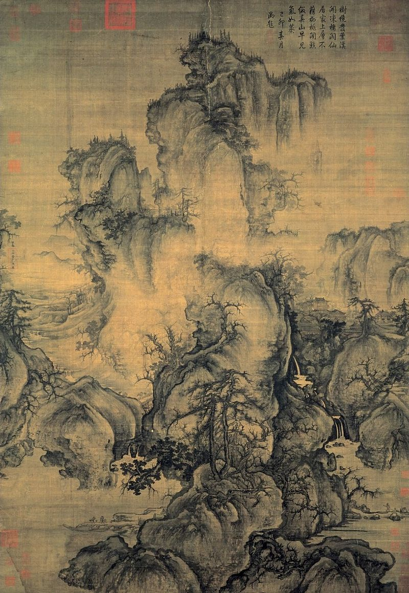 Guo Xi - Early Spring, 1072