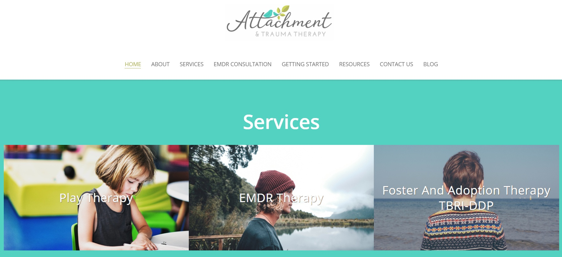 client spotlight - attachment and trauma therapy llc
