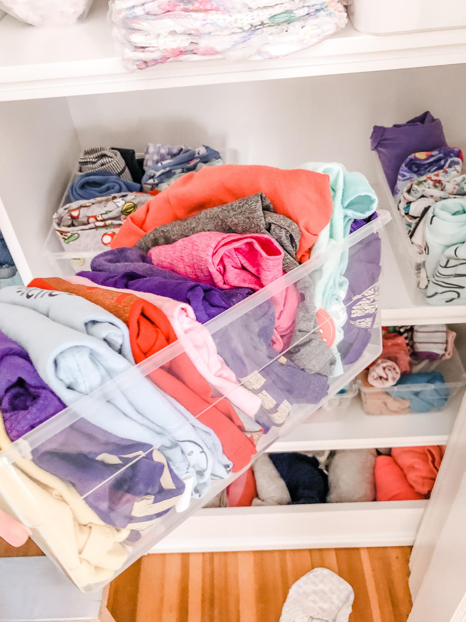 Closet/Folding