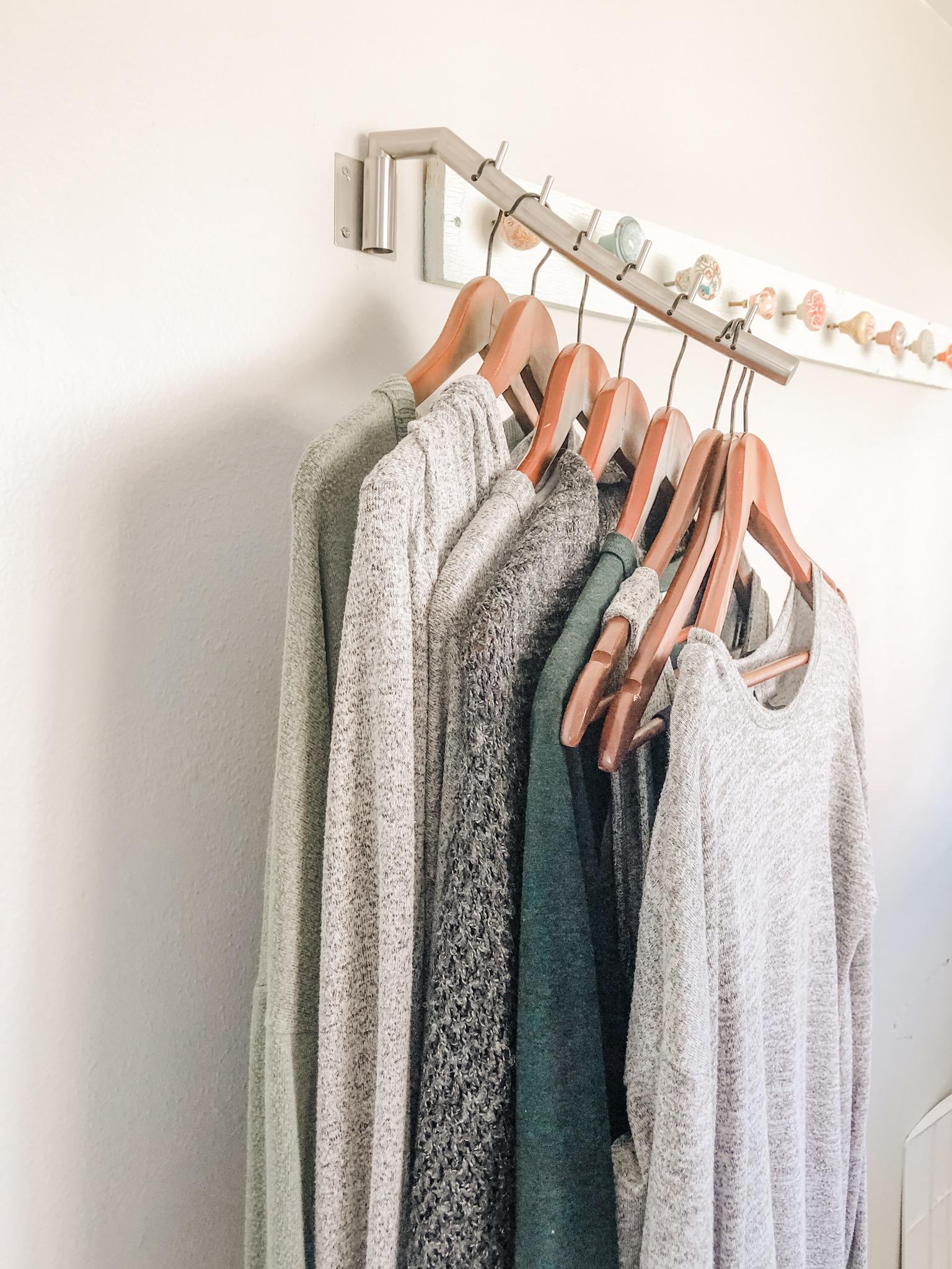 (Tiny) Laundry Room