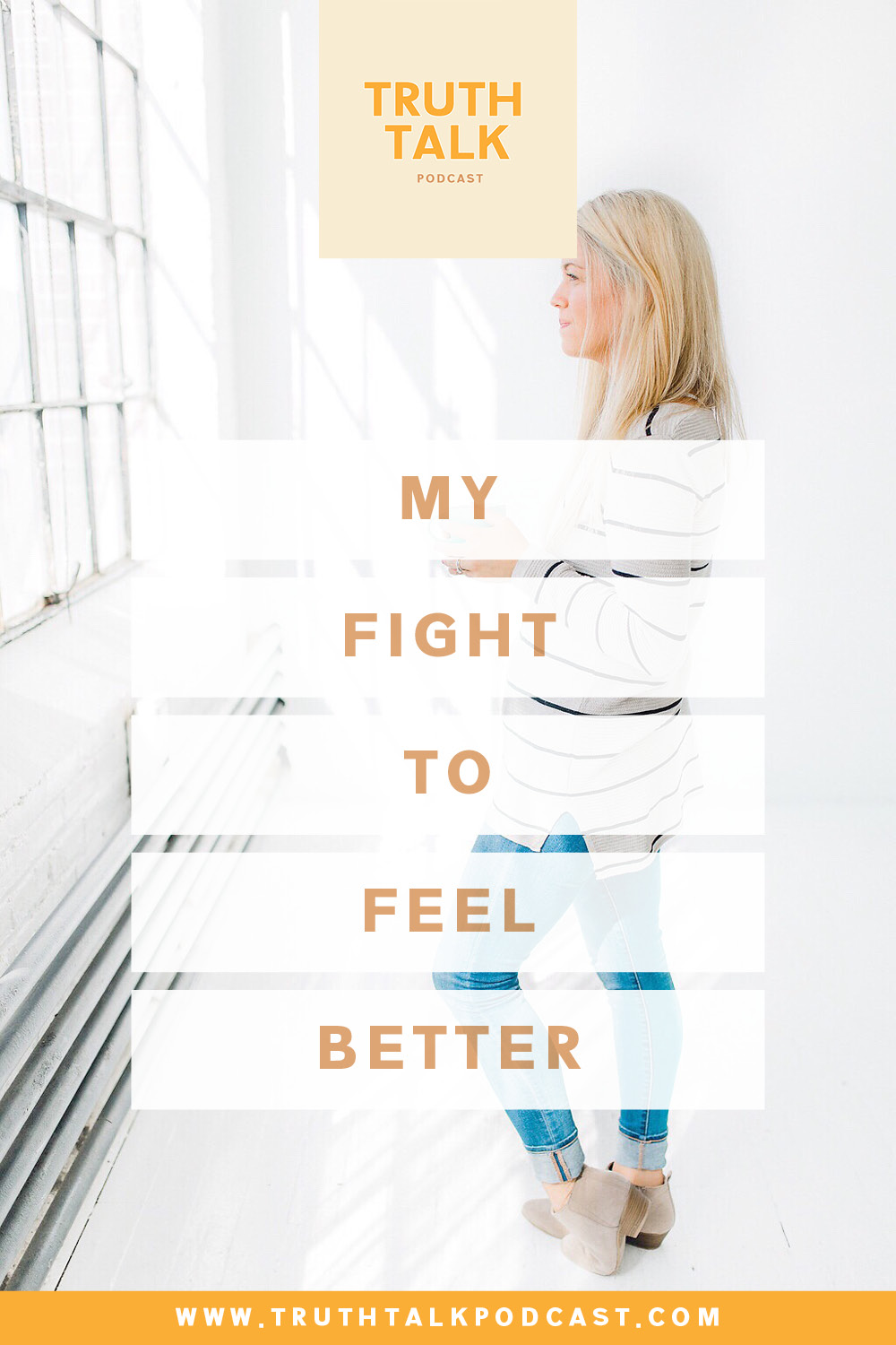 Today we're excited to bring you guys some truth talk about what it was like for one of your hosts, Emma, to go on a journey she calls, My Fight to Feel Better.  Failed diet after failed diet, she struggled for years with her own health but at the end of 2017 decided to stop making excuses and make the changes that needed to be made.  #myfighttofeelbetter