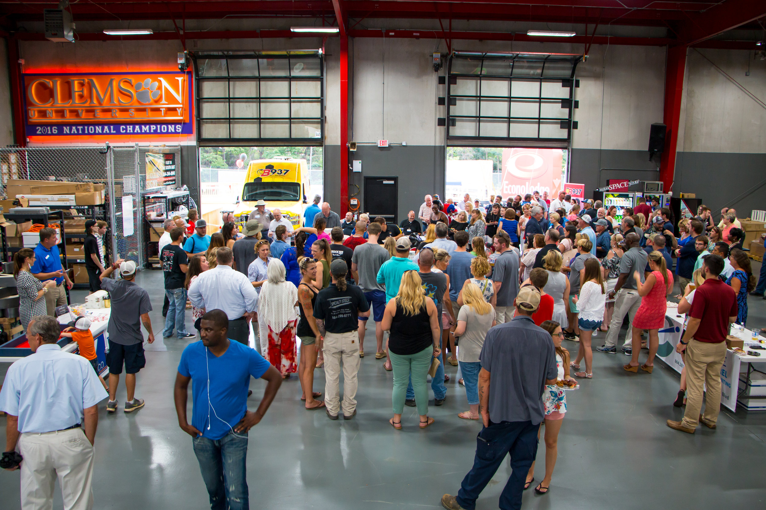 St.Clair Signs Grand Opening - Pro Bros Productions -45.jpg