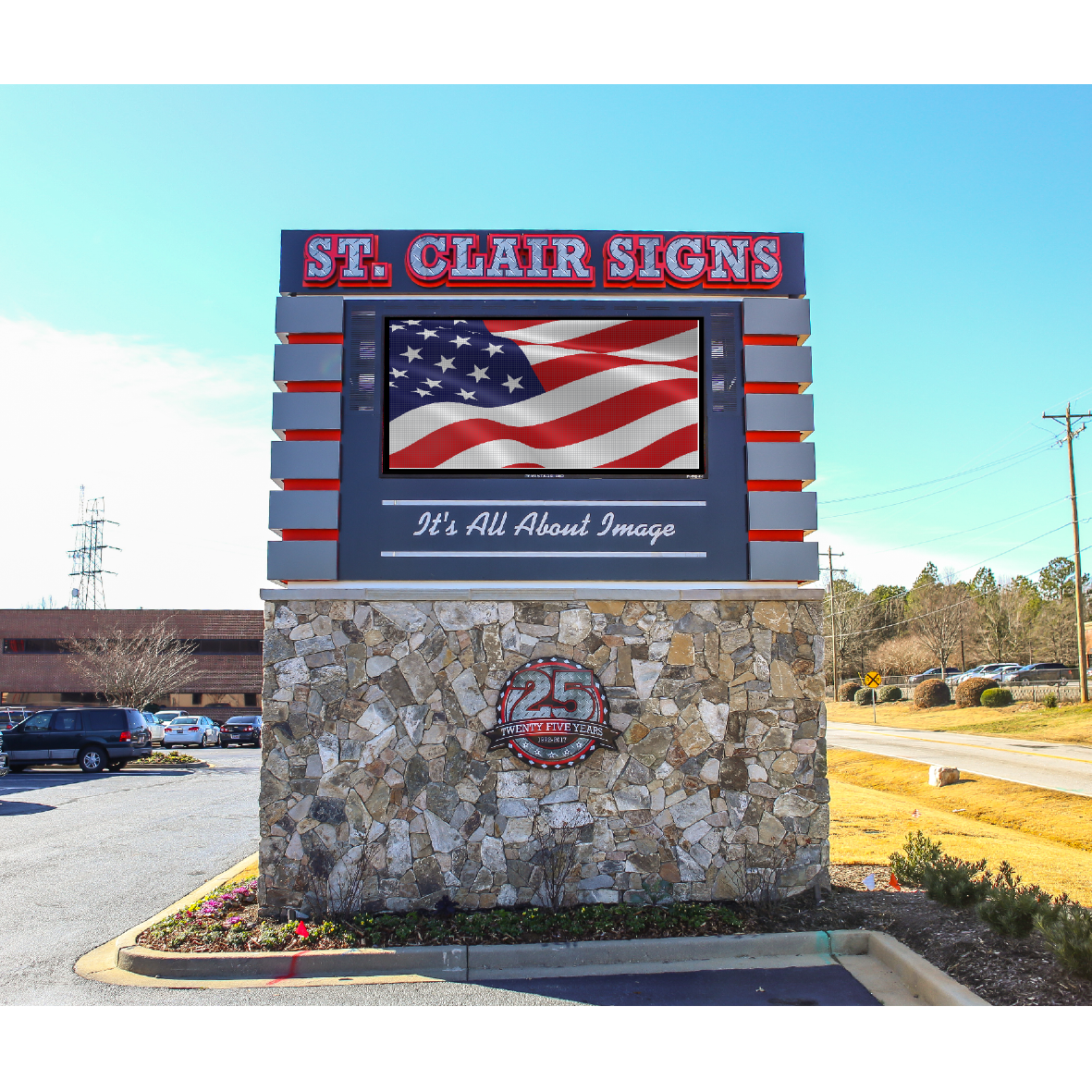 st clair sign