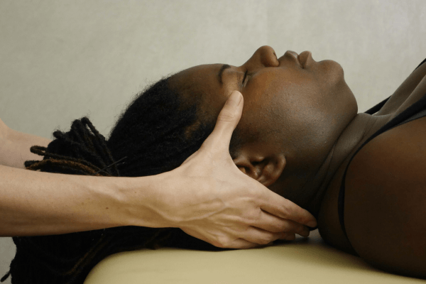 Heal with hands on support - with gentle Osteopathic Manual Medicine.
