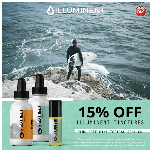 🌱 ENJOY NATURAL RELIEF 🌱⁠ GET 15% OFF ILLUMINENT CBD TINCTURES⁠ Plus FREE Mini Topical Roll-On with Purchase ⁠ .⁠ Illuminent CBD tinctures are for sublingual use. This method of delivery is fast-acting and can be absorbed quickly into the bloodstream via capillaries under the tongue.⁠ .⁠ Offer only valid in-store at participating locations.⁠ While supplies last. Visit your local Nutrition Zone store today!⁠ #NutritionZone #TeamNZ | #IlluminentCBD⁠ .⁠ .⁠ .⁠ #motivation #workout #fitness #health #lifestyle #instagood #exercise #training #cbd #cbdgummies #selfcare #yummy #fitfam #livefree #nutrition #recovery #zerothc #healthylifestyle #cbdhealth #hemplife #gymlife #fitnessaddict #cbdoil #strong #stressrelief #cbdlife #cbdstrong