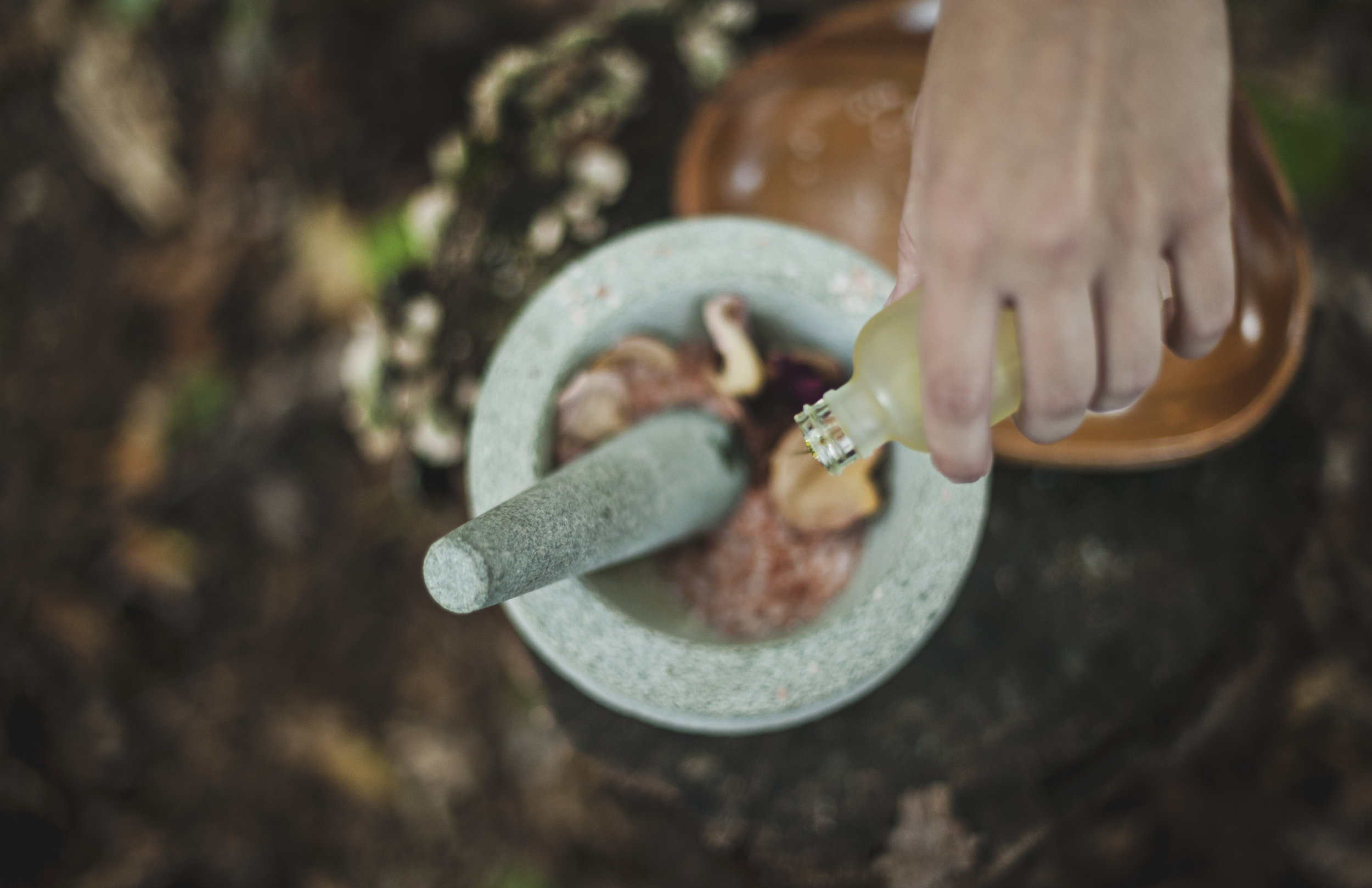 Learn how to formulate your own essential oils or perfectly prescribed skin creams and balms. -